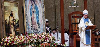 ARZOBISPO INVITA A REZAR ESTA ORACIÓN A VIRGEN DE GUADALUPE POR EL FIN DEL CORONAVIRUS