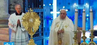 PAPA FRANCISCO BENDIJO AL MUNDO Y DIO INDULGENCIA PLENARIA ANTE CORONAVIRUS