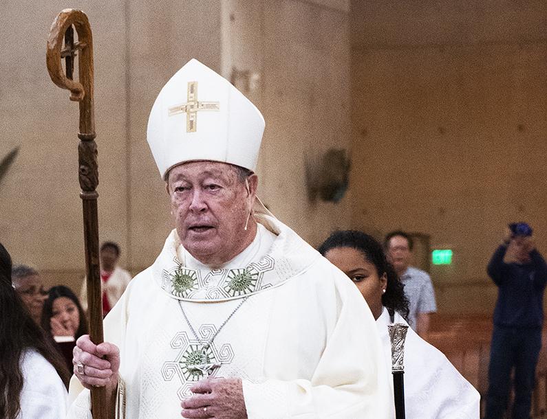 NO HEMOS PERDIDO LA ESPERANZA   Por Monseñor EDWARD WILLIAM CLARK