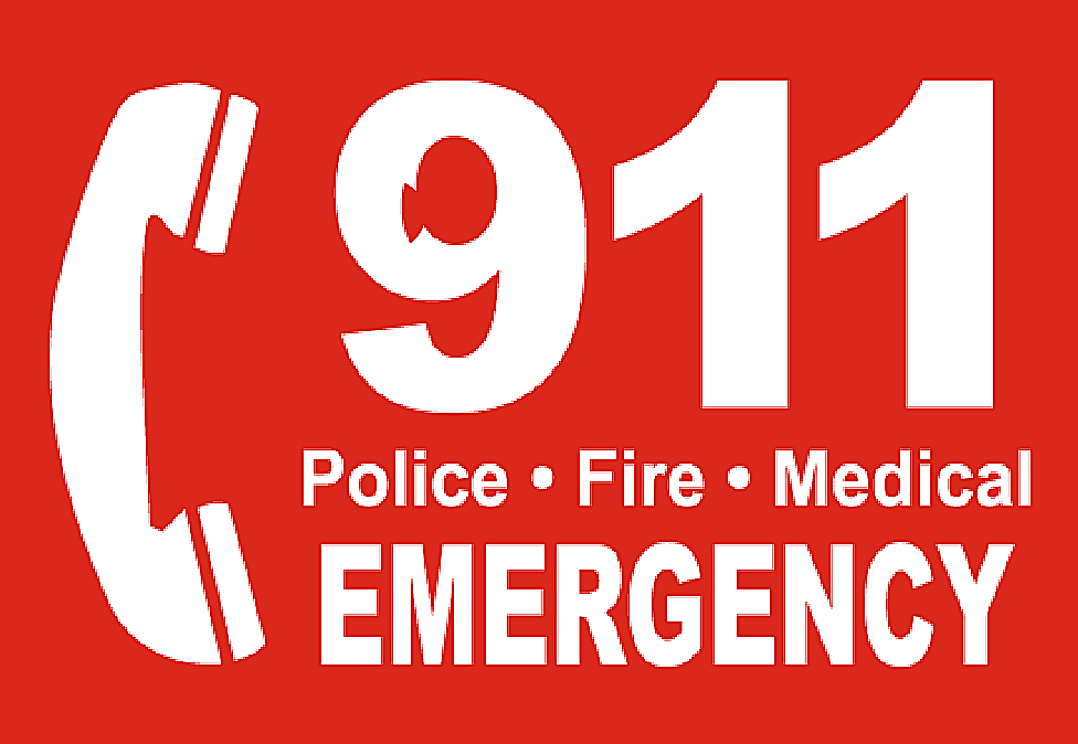 PIDEN LLAMAR AL 911 EN CASO DE EMERGENCIA