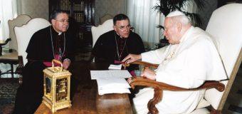 SOLO EL AMOR ECHA FUERA EL TEMOR   Por Monseñor José H Gomez
