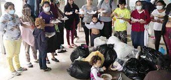 SALESIANOS AYUDAN A DAMNIFICADOS POR TORMENTA AMANDA Y CORONAVIRUS EN EL SALVADOR
