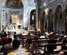 CORONAVIRUS: ORACIÓN EN ROMA POR VÍCTIMAS EN LATINOAMÉRICA