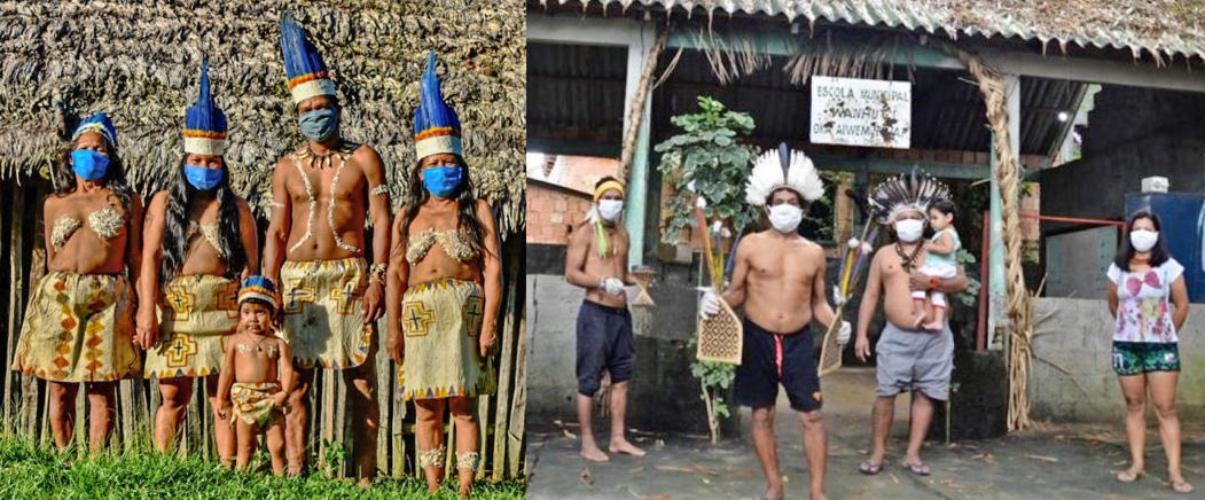AMAZONÍA: MISIONES SALESIANAS RELATA CÓMO LOS INDÍGENAS ENFRENTAN LA COVID-19