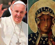 PAPA FRANCISCO: QUE LA MADRE DE DIOS AYUDE A LA HUMANIDAD A VENCER EL CORONAVIRUS