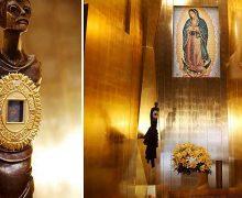 EN ESTE MILAGRO INTERVINO LA ÚNICA RELIQUIA DE LA VIRGEN DE GUADALUPE FUERA DE MÉXICO