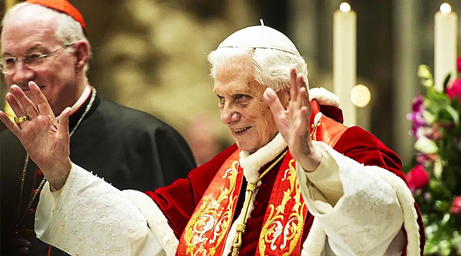 10 DATOS CURIOSOS SOBRE LA VIDA DEL PAPA EMÉRITO BENEDICTO XVI
