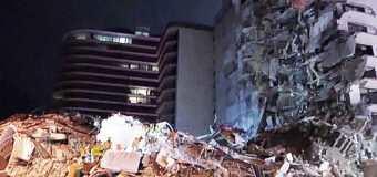 TRAGEDIA EN MIAMI: ARZOBISPO REZA POR VÍCTIMAS DE EDIFICIO DERRUMBADO