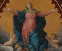 LA IGLESIA CELEBRA LA ASUNCIÓN DE LA VIRGEN MARÍA, MODELO Y DEFENSORA DE LOS CRISTIANOS