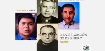 OBISPOS DE EL SALVADOR ANUNCIAN BEATIFICACIÓN DE CUATRO MÁRTIRES