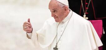 EL PAPA ALIENTA A JÓVENES A SEGUIR SU VOCACIÓN JUNTO A JESÚS