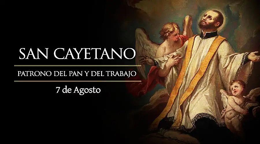 EN FIESTA DE SAN CAYETANO, OBISPO PIDE SANAR LA DIGNIDAD HERIDA DEL TRABAJO