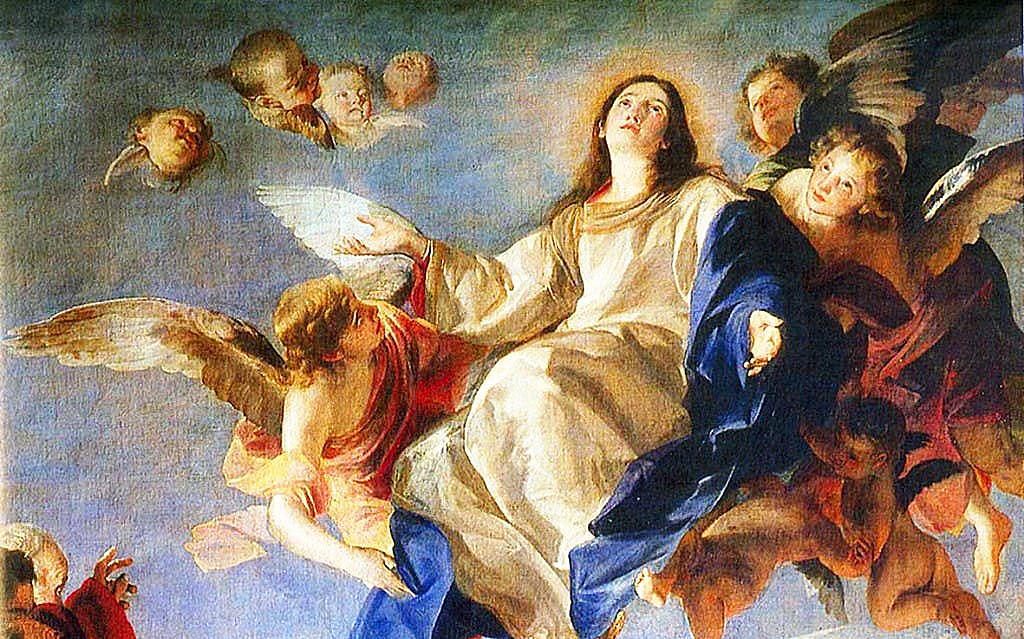 PUEBLO DE LA ASUNCIÓN Por Monseñor JOSÉ H. GOMEZ