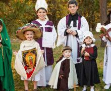 4 IDEAS PARA CELEBRAR EN FAMILIA HOLYWINS, VÍSPERA DE TODOS LOS SANTOS