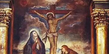 ESTA PINTURA DE JESÚS SOBREVIVIÓ A TERREMOTOS Y HOY LA VENERAN MILLONES DE CATÓLICOS